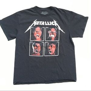 Metallica 2017 Concert Tour Tee